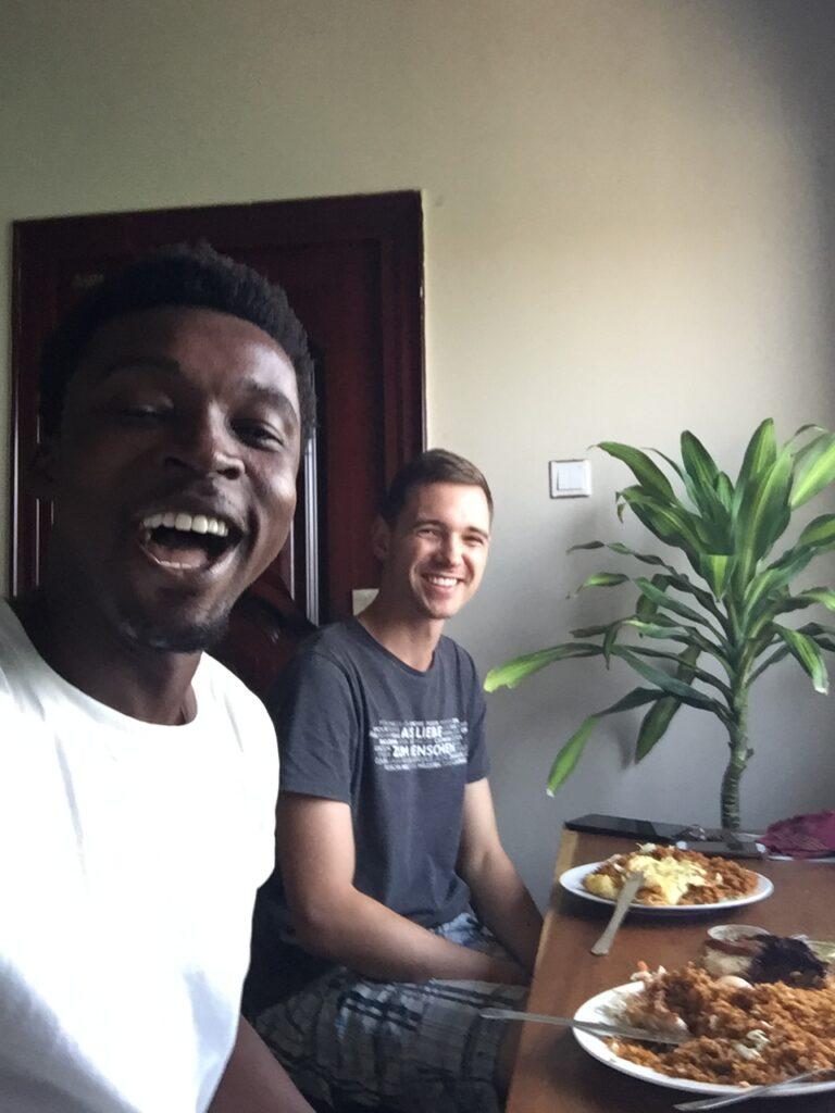 Abdul-Rauf und ich